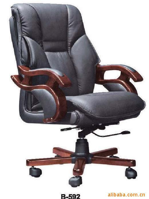 Hong Xu Furniture Factory Direct Office chair, leather magic price 580 yuan, wholesale supplier