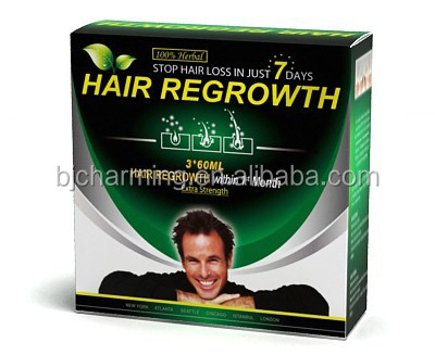 Hot new products for 2017 herbal extracts spray of hair growth , private label