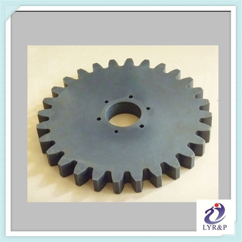 Unique Designs Injection Plastic Gear Wheel