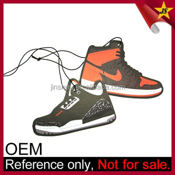 Bulk Vent Hanging Paper Custom Novelty Shoe Car Air Freshener Buy