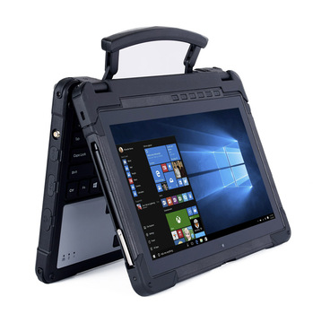 Highton 11 6inch 8g 128g Fully Rugged Tablet Laptop Est Notebook Computer With Barcode Fingerprint Scanner