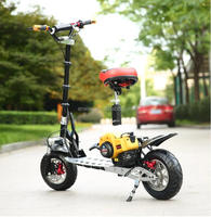 goped 71cc EPA gas power mobility scooter