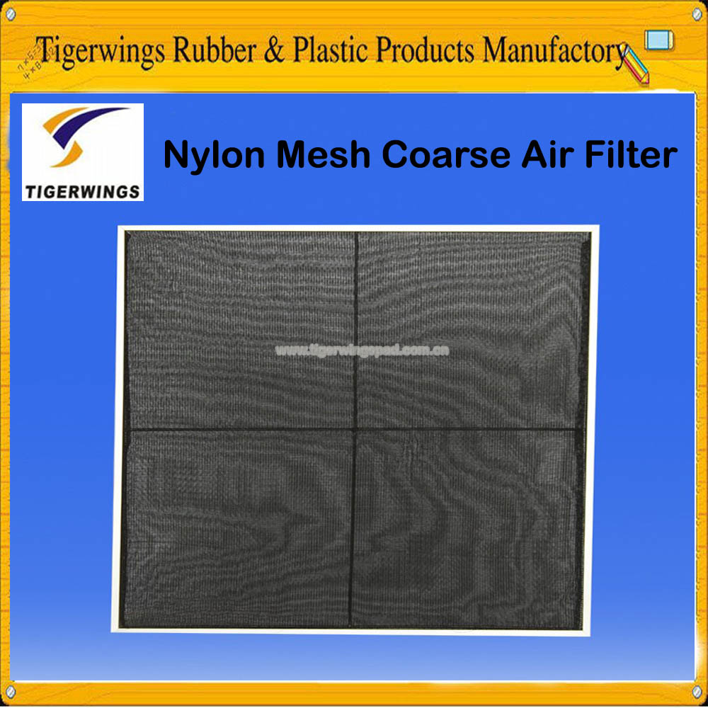 Washable micron screen mesh polyamide nylon fabric mesh household air filter
