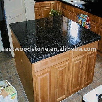 Emprald Pearl Granite Kitchen Cabinet Tile Top Buy Emprald Pearl Granite Cabinet Tile Top Granite Kitchen Cabinet Product On Alibaba Com