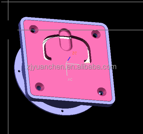new plastic products molding design and