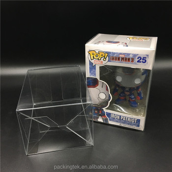Custom Order Toy Industrial Use PET 4 inch Funko Pop Protectors