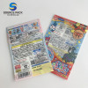 Wholesale Clear Printing Flower Sugar Wrapper Packet Zipper Design Packaging Bulk Ice Candy Sachet Plastic Bag