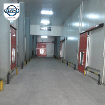 Merveilleux Low Cost Commercial Cold Storage Room Systems Project For Potato