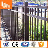 Decorative wrought iron fence, Industrial lowes wrought iron railings