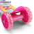 Safe and reliable china supplier plastic pedal mini children scooter  3 wheel kick scooter