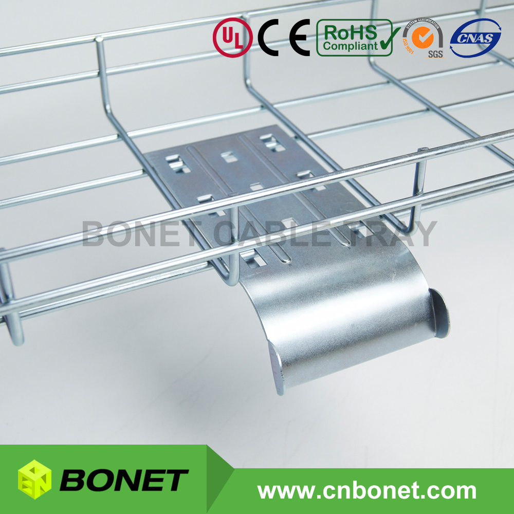Wire Basket Mesh Cable Tray Manufacturer More Economical than Vichnet Chalfant, Chatsworth Ontrac, Hoffman, Niedax, Wiremold