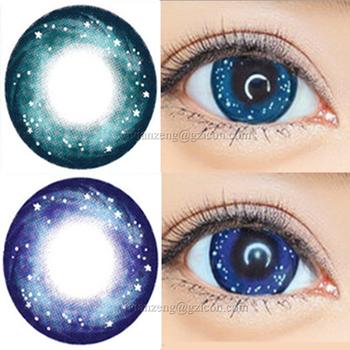 detaillierte Bilder hübsch und bunt gutes Geschäft Galaxy Farbe Kontaktlinsen Jahres Beste Verkauf Gute Preis Farbige  Kontaktlinsen - Buy Schönheit Augenkontaktlinse,Galaxy Farbe ...