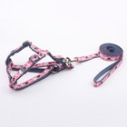 Best selling products custom adjustable soft polyester pet dog harness wholesale