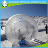Cheap outdoor inflatable toy and PVC material snow zorb ball