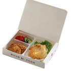 Fashionable Conventional Fast Food Paper Box
