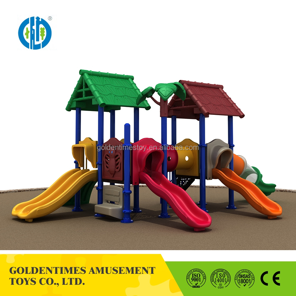 Manufacturer direct sale outdoor playground slide for kids sports games