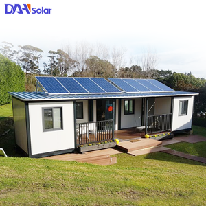 High efficiency solar solution 5kw 5000w solar panel inverter solar power system.
