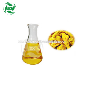 100% pure and natural trumeric oil also called Curcuma oil from China