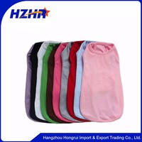 Wholesale Blank Dog Clothes / Pet Clothes For Dogs / Dog T Shirts