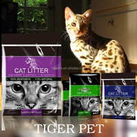 Bentonite Clumping and only 0.02% dust Cat Litter