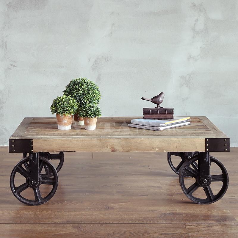 roue pour table basse en fer 20171020222722. Black Bedroom Furniture Sets. Home Design Ideas