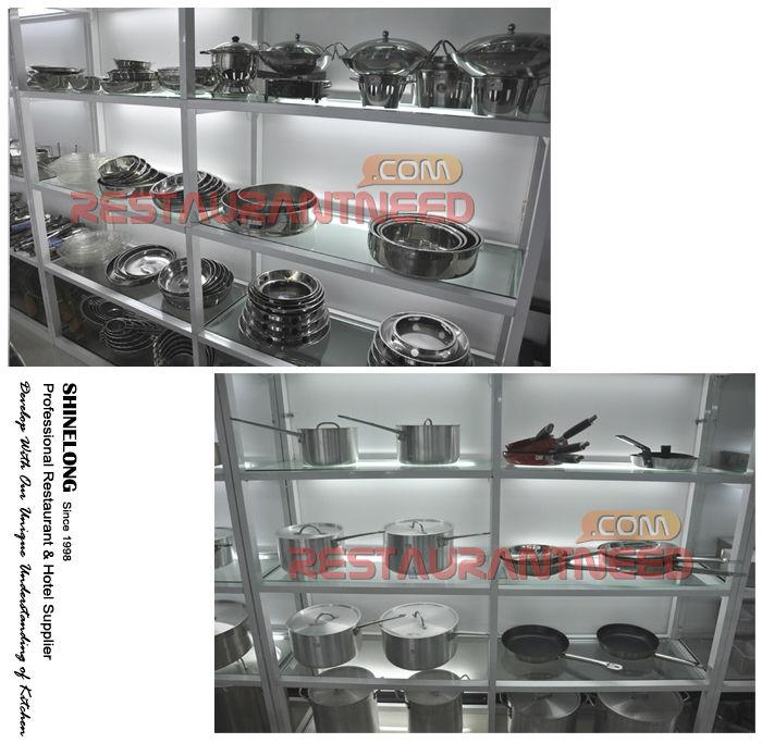 Restaurante de cocina de acero inoxidable herramientas for Cocinas de acero inoxidable para restaurantes