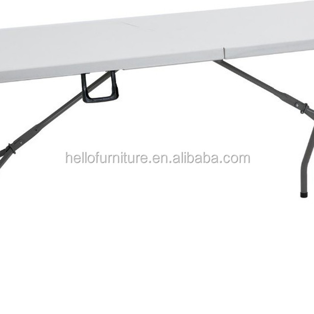Plasic Able Rectangle Folding table