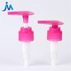 Wenzhou Factory Wholesale Plating Shower Room Used Liquid Soap Dispenser 24/410 Lotion Pump