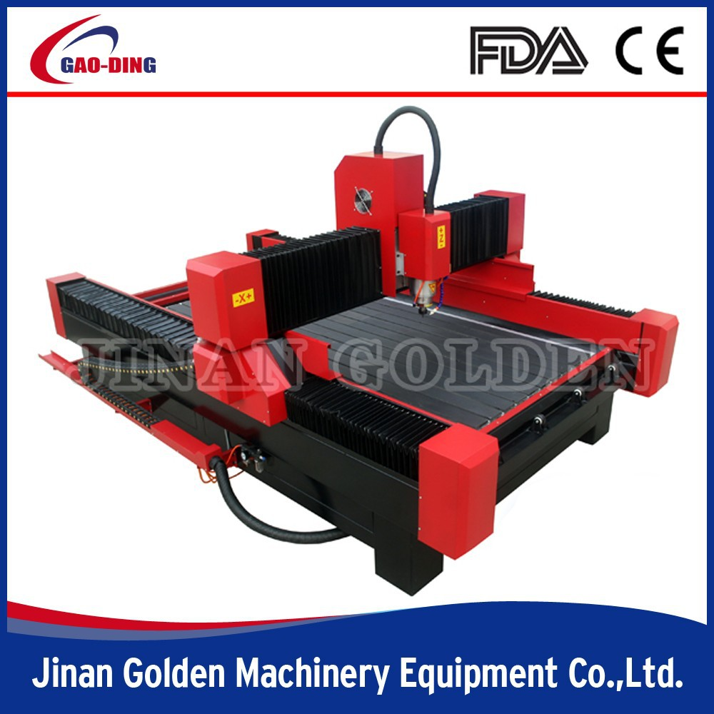 GT-M1730 tall gantry cnc marble foam engraving cutting machine router