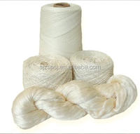 2*8/120nm 100%mulberry silk nat white 750mtrs/100g handknitting yarn 1