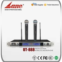 Lane Uhf Harga Microphone Wireless For Speech Ut - 888 - Buy Harga ...