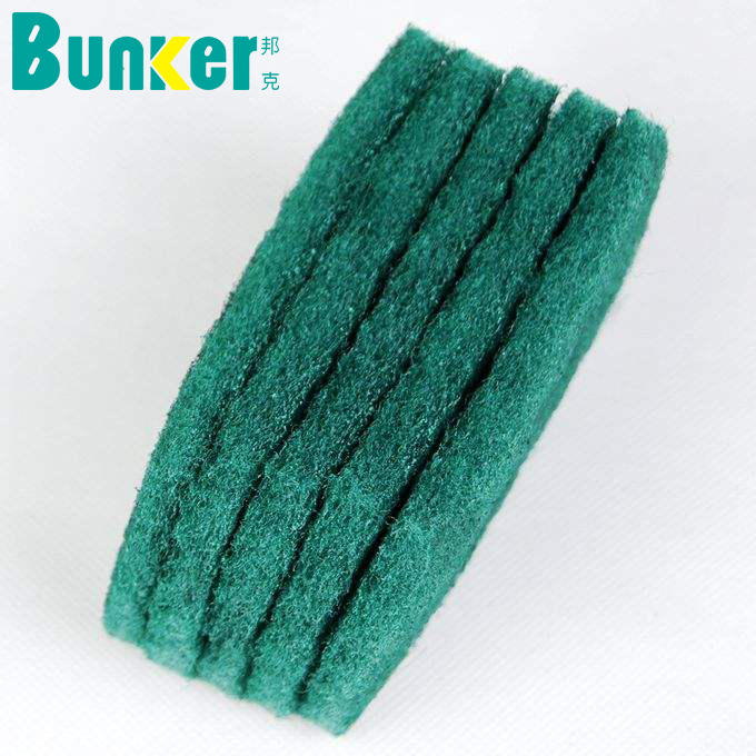 kitchen dish washing cloth scouring pad powerful cleaning high density cleaning sponge scourer