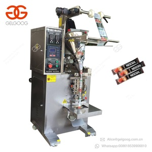 High Efficient Vertical Form Fill Seal Masala Jeera Cocoa Tea Spice Powder Sachet Stick Sugar Packet Packing Machine