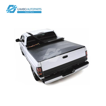 High Quality Soft Folding Tonneau Cover bed cover for Pickup trucks