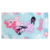 Custom Unicorn Design Cartoon Printed Organic Combed Cotton Face Towel with Logo