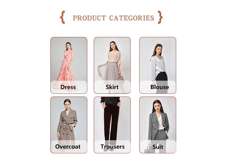 2019 Chegada Nova primavera verão compras moda feminina casual vestido