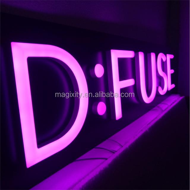 Guangzhou Manufacturer Led Sign Diy Lighting Board For Boards S