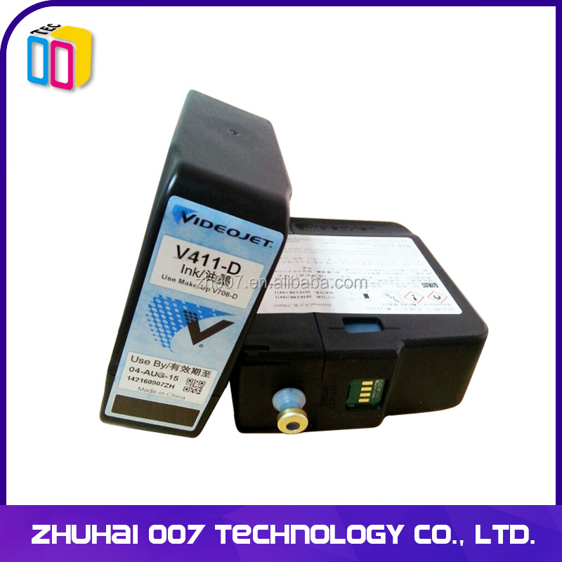 Good Quality Coding inks Cartridges for Industrial Inkjet Printers
