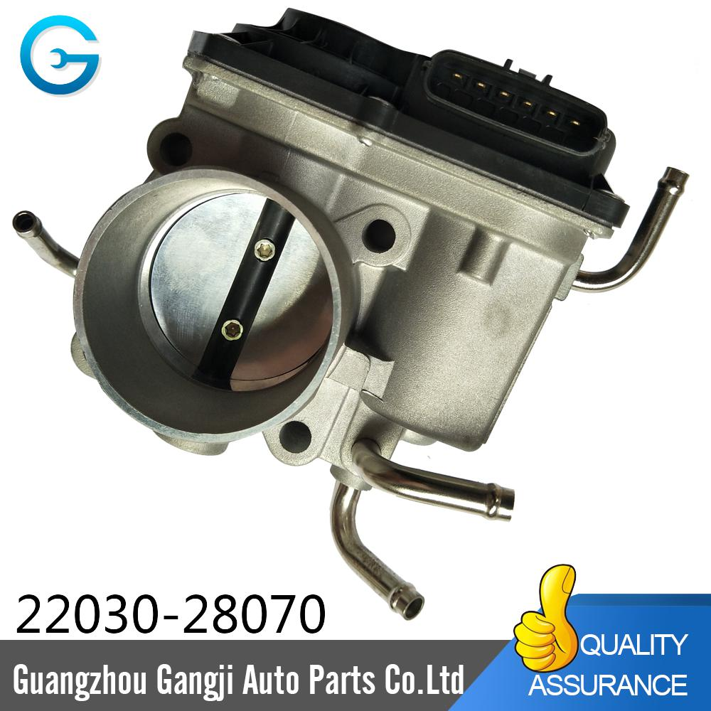 Throttle Body Assembly OEM 22030-28070 fit For Camry Coro*lla RAV4 Matrix S*cion 2.4L TB