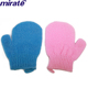 Shower sponge Exfoliating nylon kids Body Massage Sponge Wash Skin Moisturizing Spa Foam Bath Glove