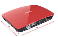 Professional STB OEM manufacturer DVB C OTT iptv hd tv set top box