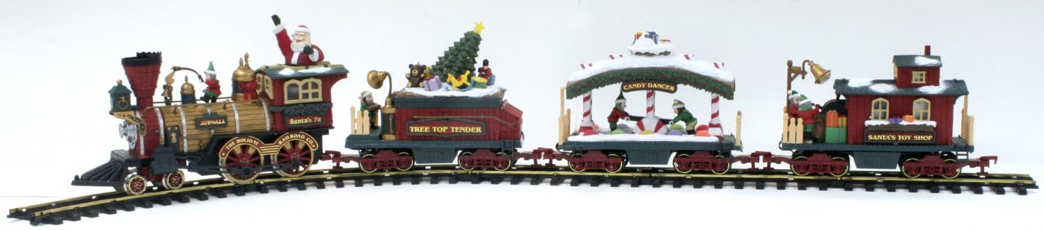 Get Quotations · Holiday Express Animated Electric Train Set - Cheap Holiday Express Train Set, Find Holiday Express Train Set