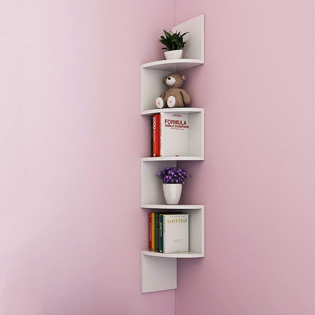 Shutter Corner Shelf ~ Marvelous House