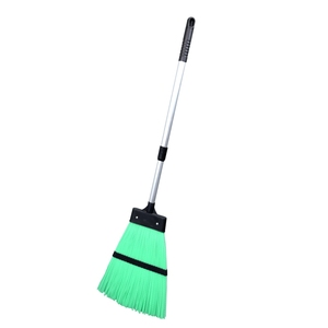 Plastic Garden Cleaning Telescopic Handle Broom