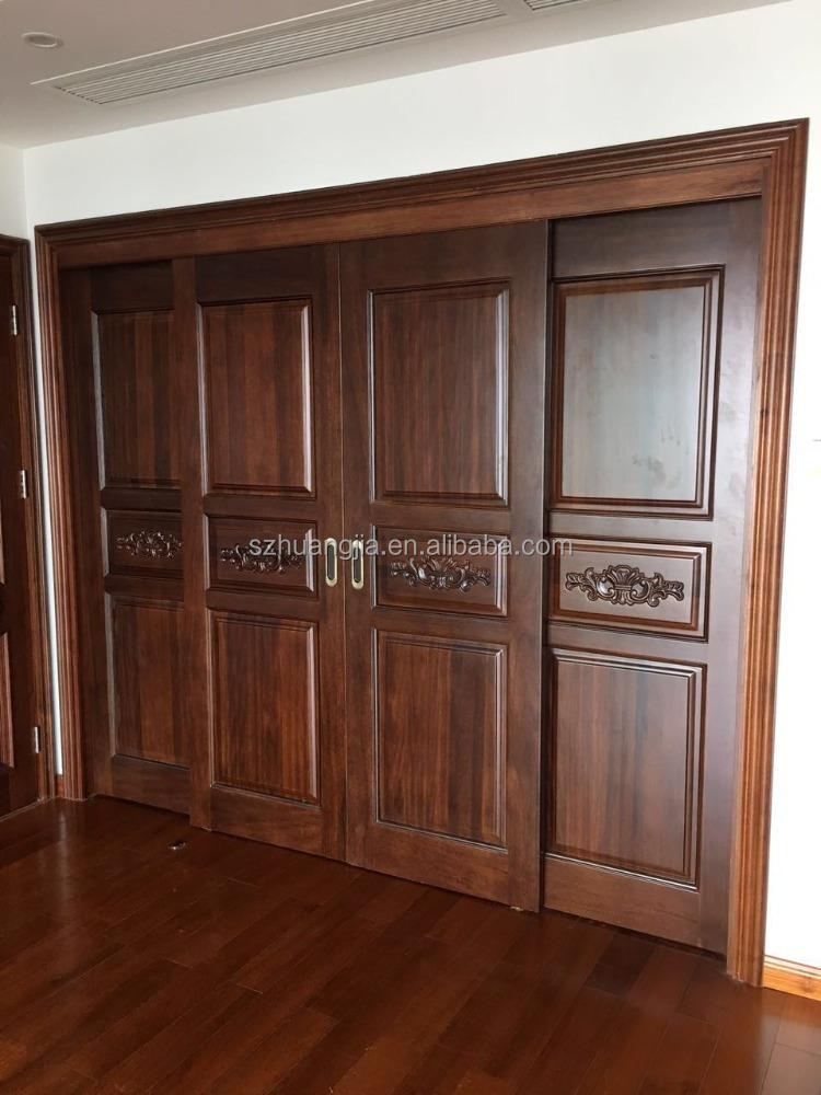 Italy Interior Solid Wood Door Carving Design European Style Buy