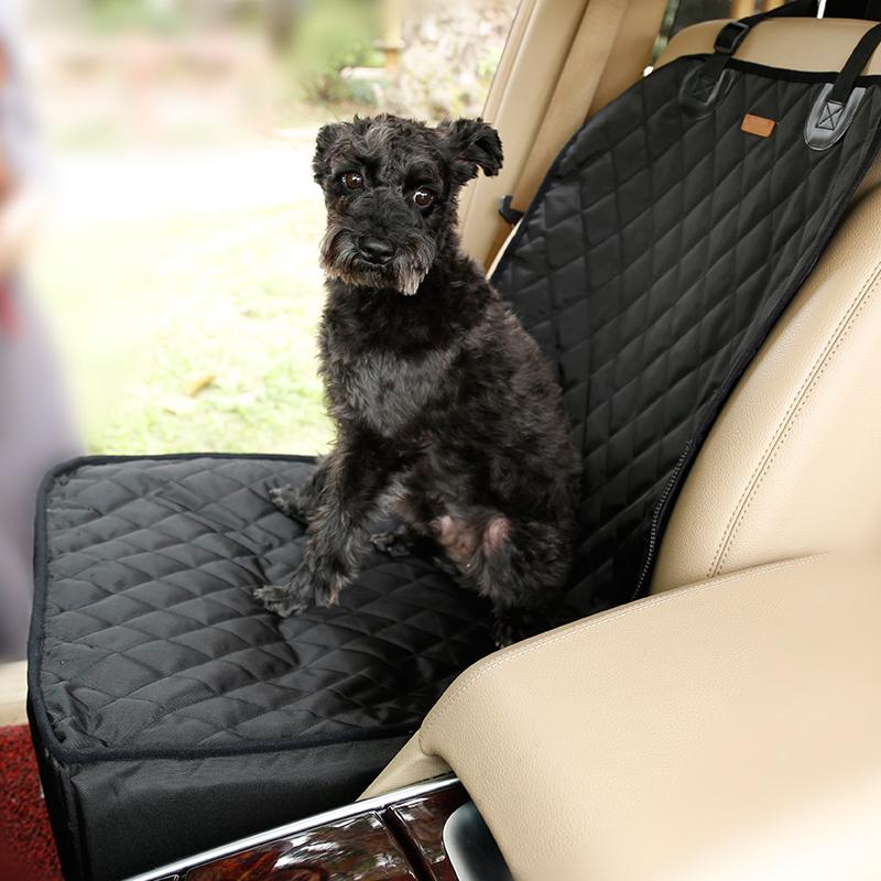 RoblionPet Tragbare Pet Auto Booster Sitz Wasserdicht Hund Auto Sitz Abdeckung