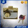 wireless electric lock small lock key electronic door lock for sliding door