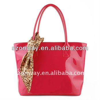 Leather Handbags Shoulder Bag Big Size For Ladies - Buy Handbags ...