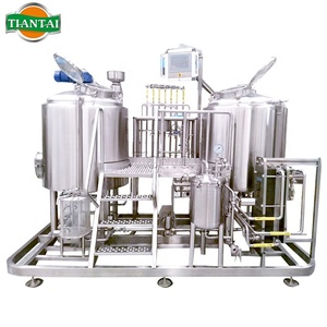 Customized 50HL 40HL 35HL 30HL 25HL 20HL 15HL 10HL 5HL Brewery Equipment For Sale