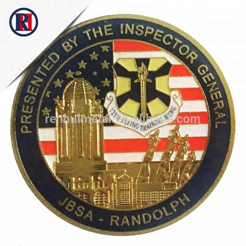 Cheap customized <strong>metal</strong> New york 3D police department 911 souvenir challenge coin